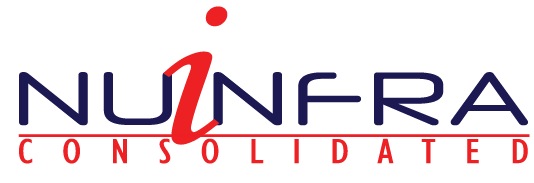 Nuinfra Consolidated Logo